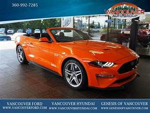 2020 Ford Mustang GT Premium Convertible RWD for Sale in Oregon - CarGurus