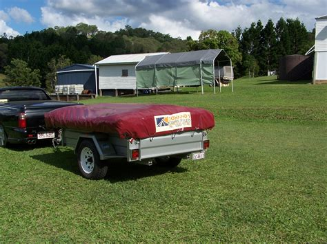 Boat Trailer Parts Gympie by Johnno S Cer Trailer 3250 Ono For Sale Qld