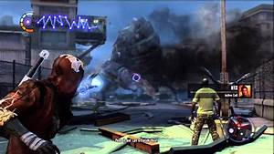 inFAMOUS 2: Playthrough 45: REAPER SKIN FTW + Fight with ...
