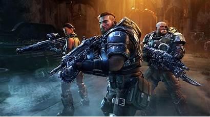 Gears Tactics 4k Wallpapers Games Pc Vz