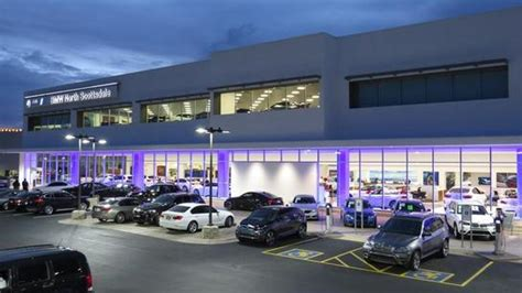 Bmw North Scottsdale Car Dealership In Phoenix, Az 85054