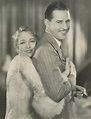 Bebe Daniels and Ben Lyon for TV programm Starlight, 1936 ...