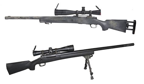 The U.s. Army Has A Deadly New Sniper Rifle