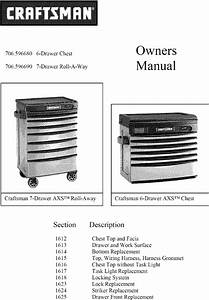 Craftsman Axs 706 59669 Users Manual
