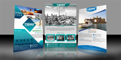 travel flyer templates indiater