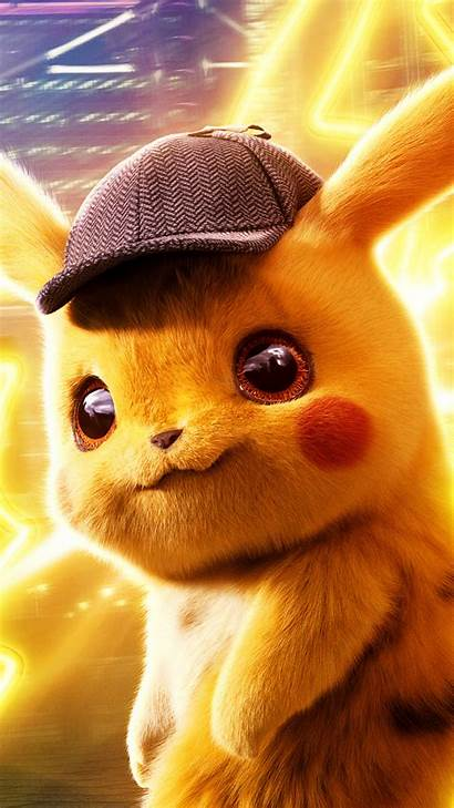 Pikachu Detective 4k Mobile Wallpapers Pokemon Pokemon