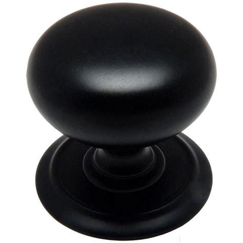 matte black cabinet knobs cosmas flat black cabinet knob 6542fb