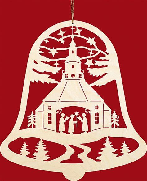 Fensterbilder Weihnachten Erzgebirge by Fensterbild Weihnachten Seiffener Kirche In Der Glocke Aus