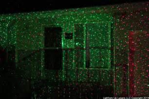 christmas light laser ideas christmas decorating