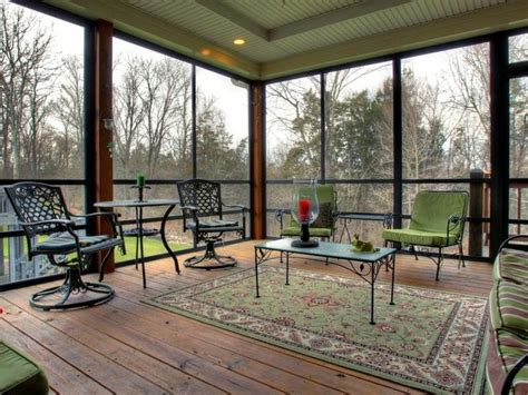 Screen Tents For Decks by This Diy Screened In Porch Using A Canopy Screen Tent