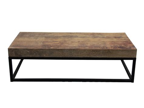 wood and iron desk industrial coffee table with metal base custom furniture