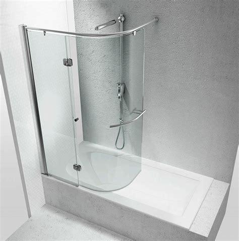 box vasca doccia come trasformare la vasca da bagno in doccia edilnet