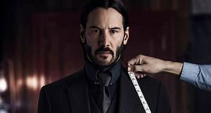 The Story Behind Keanu Reeve39s Impeccable John Wick Suit