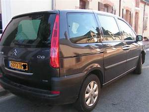 Monospace Citroen : citroen c8 monospace photos news reviews specs car listings ~ Gottalentnigeria.com Avis de Voitures