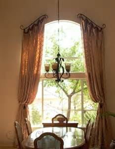 arched window treatments curtains window treatments design ideas
