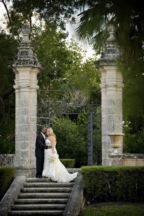 vizcaya museum and garden wedding junebug weddings