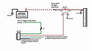 Wiring Diagram For 12v Light Bar