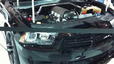 dodge charger srt    canadian international auto show youtube