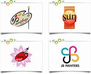 Art Logo Design Portfolio Custom Logo Designs