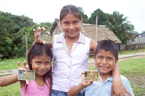 RENIEC: Casi el 99% de niñas, niños y adolescentes tienen DNI