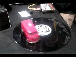 Soundwagon: worlds smallest portable record player - YouTube