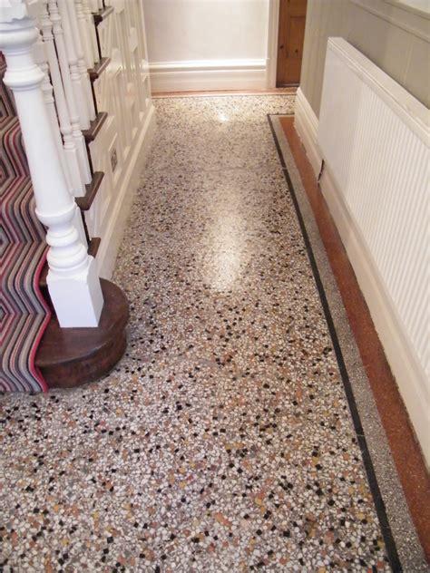 terrazzo cleaning repairing honing polishing  sealing   clarke knutsford cheshire