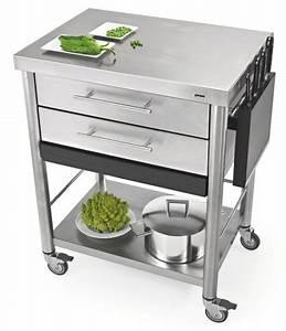 Carrelli da cucina fotogallery donnaclick for Carrelli da cucina in acciaio