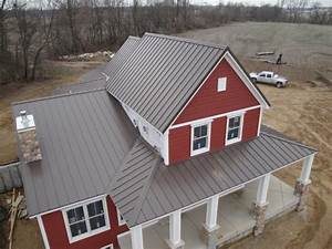 fabral metal roofing at lowe39s home improvement stores With colored tin roofing price