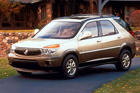 New And Used Buick Rendezvous