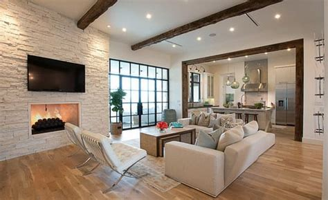 contemporary open plan kitchen living room modern living room designs with open plan kitchens note 9455