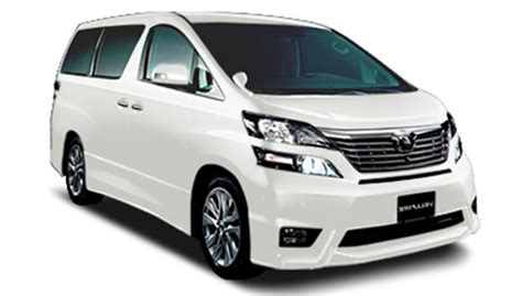 Toyota Vellfire Picture by Toyota Vellfire Chauffeur