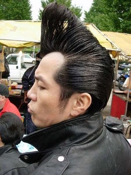 weird asian hairstyles openfreakcom