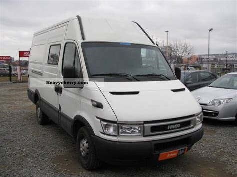 Iveco Daily 2006 Other Vans/trucks Up To 7 Photo And Specs