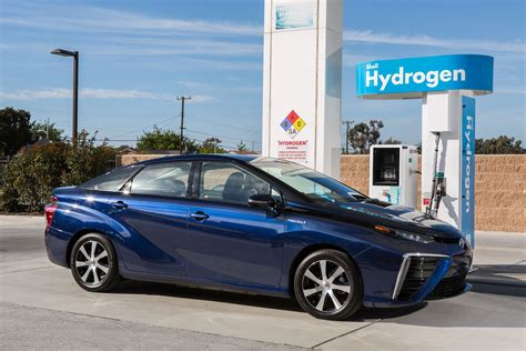 Fuel Cell Vehicles Most Costly To Fuel, Evs