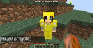 Minecraft: Family *minecraft meets real life mod* - YouTube