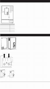 Zip Hydroboil Hs001 Boiler Operating Instructions Manual