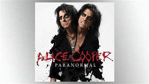 Alice Cooper Unveils Cover Art For Upcoming Album