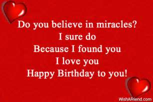 Love Quotes For Fiance Classy Birthday Love Quotes For Lover  Happy Birthday Love Wishes