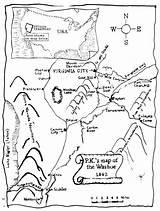 Rush Coloring California Map Virginia Getdrawings Printable Getcolorings Washoe Mining Mysteries Caroline Lawrence History sketch template