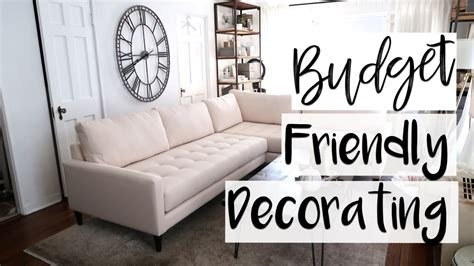 How To Style Your Bedroom On A Budget by How To Make Your Home Look Expensive On A Budget By Live