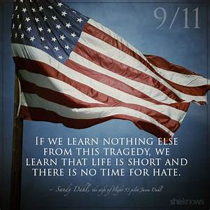 The 9/11 quotes... Remembrance Short Quotes