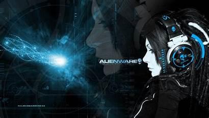 Alienware Backgrounds Wallpapers Desktop Headphones Skullcandy Pc