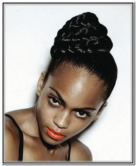Twists Updo Hairstyles Americans by 1000 Images About Hair On Protective Styles