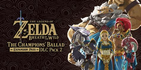 Dlc Zelda Breath Of The Wild Watch A New Short Clip From The Legend Of Zelda Breath Of