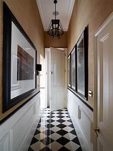 Decorating, Ideas, For, Narrow, Corridors, And, Hallways