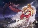Angel - Angels Wallpaper (9982090) - Fanpop