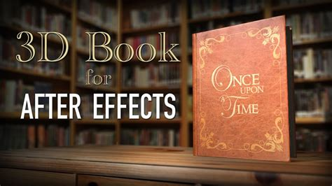 book storybook intro  effects youtube