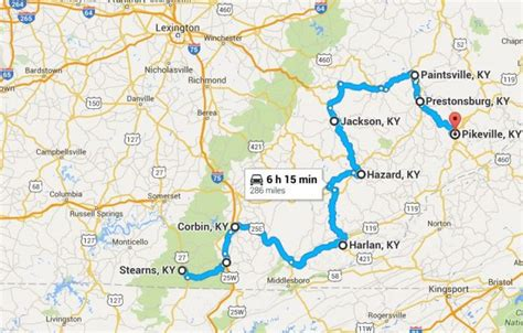 9 Place To Visit On A 1 Tank Road Trip In Southern Kentucky