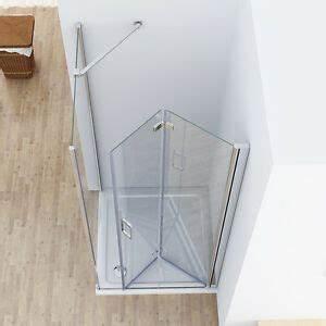 Falttür Dusche Kunststoff : 75 x 70 cm duschkabine eckeinstieg dusche faltt r duschwand seitenwand nano 195 ebay ~ Frokenaadalensverden.com Haus und Dekorationen