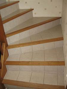 Escalier Carreaux De Ciment : r sultat de recherche d 39 images pour carreler un escalier ~ Dailycaller-alerts.com Idées de Décoration